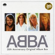 ABBA - 30 th Anniversary Original Album Box (8+1 CD) (made in Japan)
